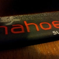 Foto tirada no(a) Nahoe Sushi por Daniel F. em 6/8/2012