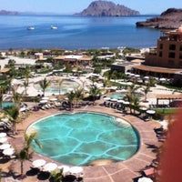 Photo taken at Villa Del Palmar Beach Resort & Spa by Ricardo V. on 5/30/2012