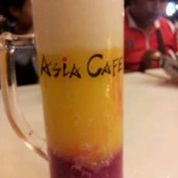 Photo taken at Asia Cafe by Wan S. on 3/13/2012