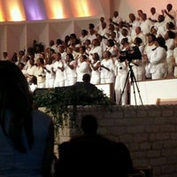 Photo taken at Christian Chapel Temple Of Faith by Roberta G. on 7/20/2012