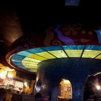 Photo taken at Mellow Mushroom by Tiffany H. on 7/14/2012