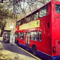 Photo taken at London by Olya K. on 4/17/2012