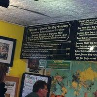 Photo taken at Boston Hot Dog Company by Kelvin G. on 2/12/2012