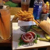 Photo taken at 1885 Burger Store by AK on 2/28/2012