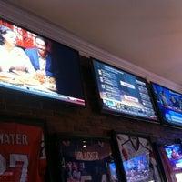 Photo taken at Penn Quarter Sports Tavern by Jeremy S. on 3/13/2012