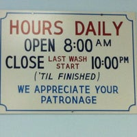 Photo taken at Chevy Chase Coin Laundry by Lauren R. on 6/18/2012
