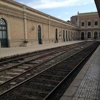 Photo taken at Estación de Cartagena by Miquel M. on 5/29/2012
