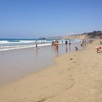 Foto tirada no(a) La Jolla Shores Beach por James L. em 8/4/2012
