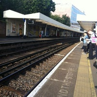 Photo taken at Richmond Railway Station (RMD) by Phil F. on 8/23/2012