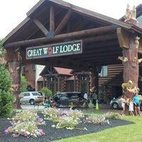 Das Foto wurde bei Great Wolf Lodge von Mel L. am 9/3/2012 aufgenommen