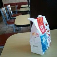 Photo taken at McDonald's by Nicholas C. on 8/19/2012