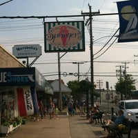 Photo taken at Springer's Homemade Ice Cream by Nick M. on 7/1/2012