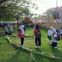 Photo taken at Sek. Keb. Bukit Kemuning 2 by Nor Azlina Z. on 8/29/2012