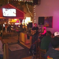 Photo taken at Creeky Tiki Island Grill by Chris K. on 3/2/2012