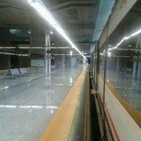 Foto tomada en Cercanías Aeropuerto T4 por David S. el 4/12/2012