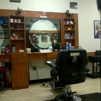 Photo taken at Airmont Unisex Barber by Stephen M. on 6/13/2012