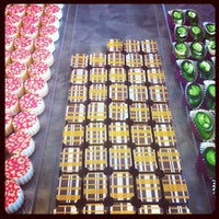 Photo taken at Lilly Handmade Chocolates by Fiona O. on 8/4/2012