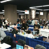 Photo taken at #AWP12 - Association of Writers & Writing Programs 2012 Conference by BTRIPP on 3/3/2012