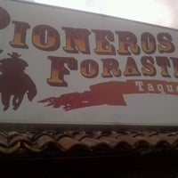 Photo taken at Taqueria Los Pioneros by Chuck O. on 7/15/2012