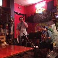 Photo taken at I Love NY Pizza by Jim J. on 4/1/2012