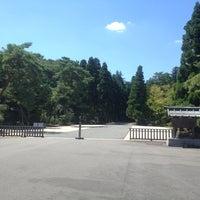 8/20/2012にokamisが武蔵陵墓地 (多摩御陵)で撮った写真