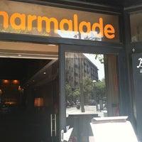 Foto tomada en Marmalade por Halleemah N. el 5/27/2012
