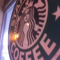 Photo taken at Starbucks by Ricky P. on 3/8/2012