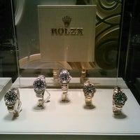 Photo taken at Rolex by Daniel T. on 8/2/2012