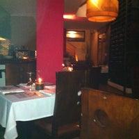 Photo taken at Restaurante Argentino El Porteño by Juan A. V. on 4/11/2012