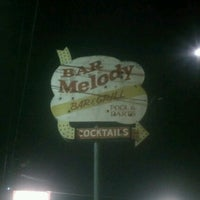Photo taken at Melody Bar and Grill by Daisy G. on 6/30/2012