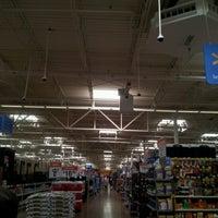 Photo taken at Walmart Supercenter by Jamey on 7/29/2012