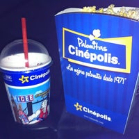 Photo taken at Cinépolis by Marilyn J. on 7/12/2012