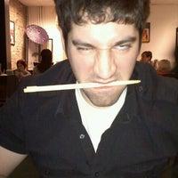 Photo taken at Marado Sushi by Tara F. on 3/15/2012