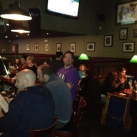 Photo taken at Dead Presidents Pub & Restaurant by Rob B. on 4/26/2012