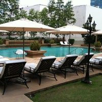 Photo taken at Park Hyatt Saigon by David C. on 6/27/2012