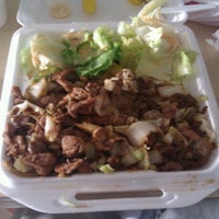 Photo taken at Olympic Burger & Teriyaki by Joey R. on 8/20/2012