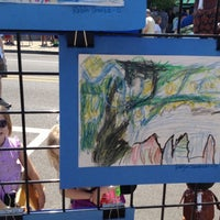 Photo taken at yea! (Young Evanston Artists) by Per J. on 5/19/2012