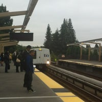 Photo taken at Hayward BART Station by SuperDee75 on 7/9/2012
