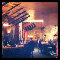 Photo taken at Pascucci Restaurant by Ieva R. on 5/11/2012