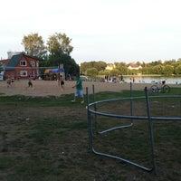 Photo taken at Зона отдыха «Мещерское» by Andrey D. on 8/5/2012