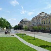 Photo taken at Kossuth tér by János G. on 6/29/2012