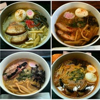 Photo taken at Nom Nom Ramen by winston y. on 4/19/2012