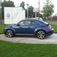 Photo taken at Reydel Volkswagen of Edison, New Jersey. VW Dealer by Kevin M. on 8/26/2012
