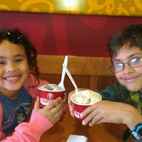 Photo taken at Cold Stone Creamery by Melissa T. on 3/24/2012