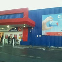 Photo taken at Tesco Hypermarket by Peter P. on 2/22/2012