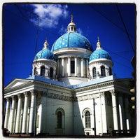 Снимок сделан в Троице-Измайловский Собор пользователем Semyon S. 8/3/2012