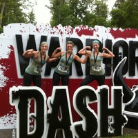 Photo taken at Warrior Dash by Melissa W. on 4/21/2012