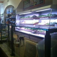 Photo taken at Focaccia Cafe & Bakery by Allison C. on 2/10/2012