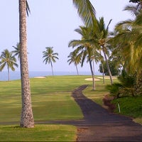 Photo taken at Kona Country Club by Kyle F. on 7/6/2012