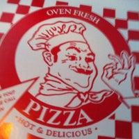Photo taken at Carmine's Parkside Pizza by Jeff T. on 2/15/2012